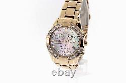 Ladies Citizen FB1223-55D Eco-Drive Regent Chronograph Rose Gold-Tone Watch